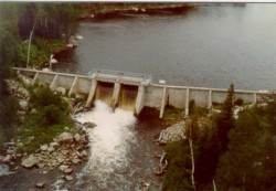 Frechette Lake Dam No. 24