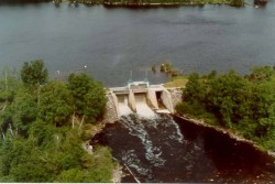 Ramsey Lake Dam No. 8 (Chapleau District)